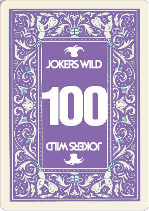 Buy a Jokers Wild Louisville raffle ticket today! Jokers Wild Raffle Card 100
