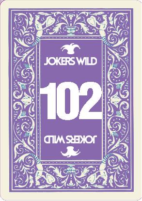 Buy a Jokers Wild Live raffle ticket today! Jokers Wild Card 101