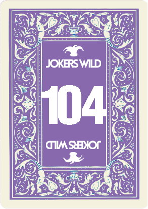 Buy a Jokers Wild Live Louisville raffle ticket today! Jokers Wild Card 104
