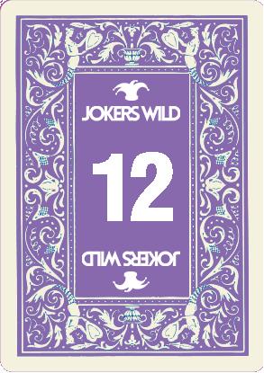 Buy a Jokers Wild Louisville raffle ticket today! Jokers Wild Card 12