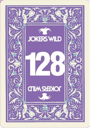 Buy a Jokers Wild raffle ticket today! Jokers Wild Card 128