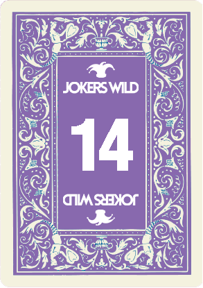 Buy a Jokers Wild Louisville raffle ticket today! Jokers Wild Card 14