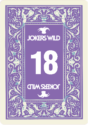 Buy a Jokers Wild Louisville raffle ticket today! Jokers Wild Card 18