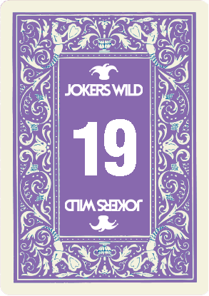 Buy a Jokers Wild Louisville raffle ticket today! Jokers Wild Card 19