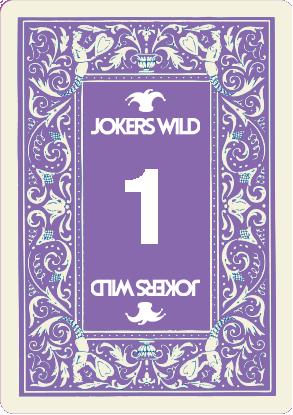 Buy a Jokers Wild Louisville raffle ticket today! Jokers Wild Card 1