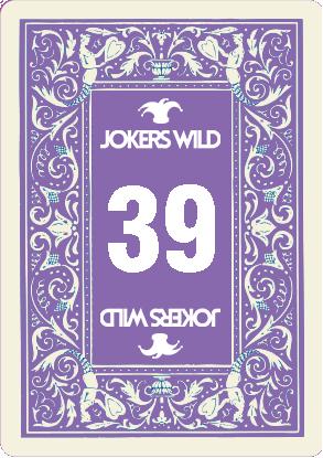 Buy a Jokers WIld Louisville raffle ticket today! Jokers Wild Raffle Card 39
