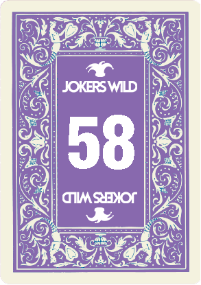 Buy a Jokers Wild Louisville raffle ticket today! Jokers Wild Raffle Card 58