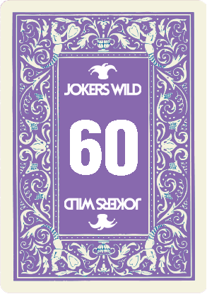 Buy a Jokers Wild Louisville raffle ticket today! Jokers Wild Raffle Card 60
