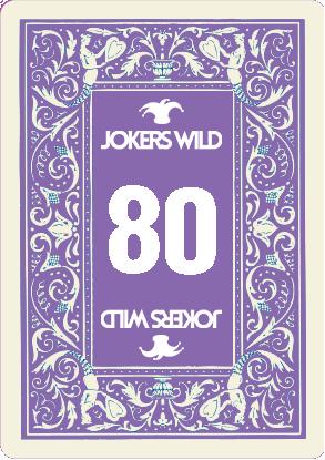 Buy a Jokers Wild Louisville raffle ticket today! Jokers Wild Raffle Card 80