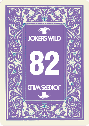 Buy a Jokers Wild Louisville raffle ticket today! Jokers Wild Raffle Card 82
