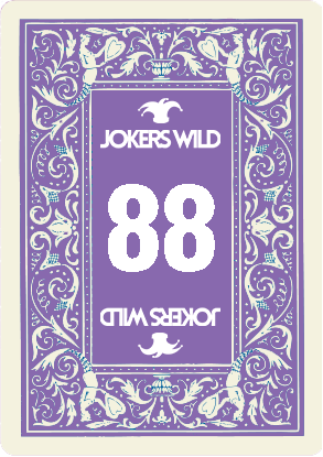 Buy a Jokers Wild Louisville raffle ticket today! Jokers Wild Raffle Card 88