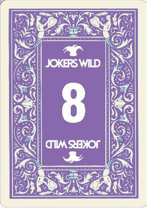 Buy a Jokers Wild Louisville raffle ticket today! Jokers WIld Card 8
