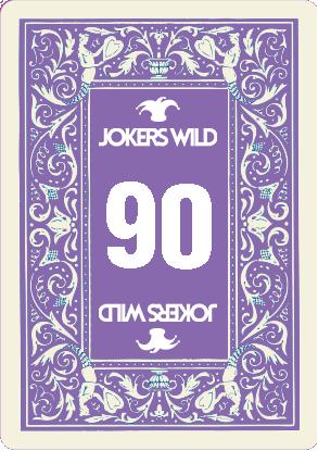 Buy a Jokers Wild Louisville raffle ticket today! Jokers Wild Raffle Card 90